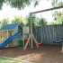 Gable Slide with Swing Set