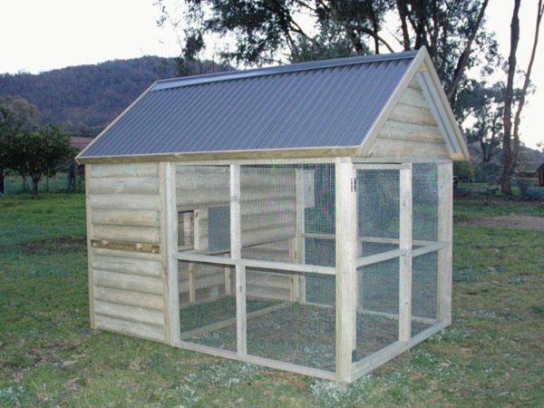 Hen Kit Houses Amp Chicken Coops Sydney Amp Canberra Kidzone