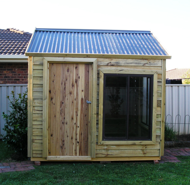 Garden Sheds Sydney treated pine timber garden sheds | kidzone cubbies